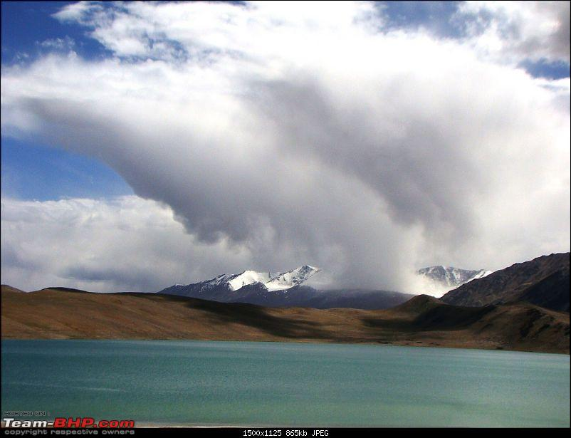 Ladakh: A sojourn to the roof of the world…over 21 days and 6500kms!!-d13-21-lake-before-tso-morriri.jpg