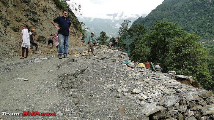 Name:  Landslide zoneSikkim.jpg