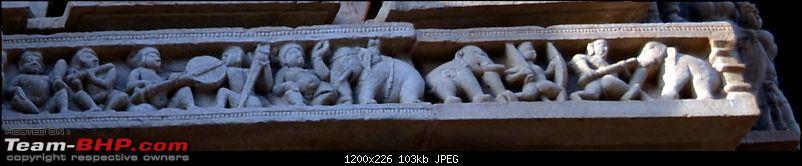 Fauji's Drivologues - Fascinating Fortnight in Madhya Pradesh and Uttar Pradesh-procession-2.jpg