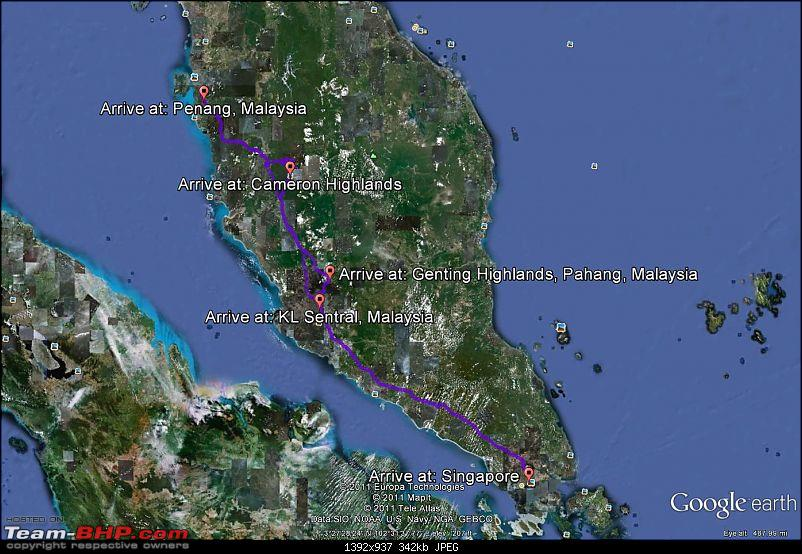 """""""Malaysia - Truly Asia, By Rail & Road!""""-map.jpg"""