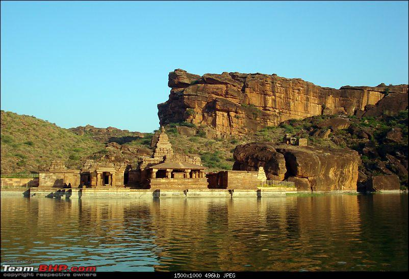 A vacation drive: 30/12/08 - 02/01/09-badami-1.jpg