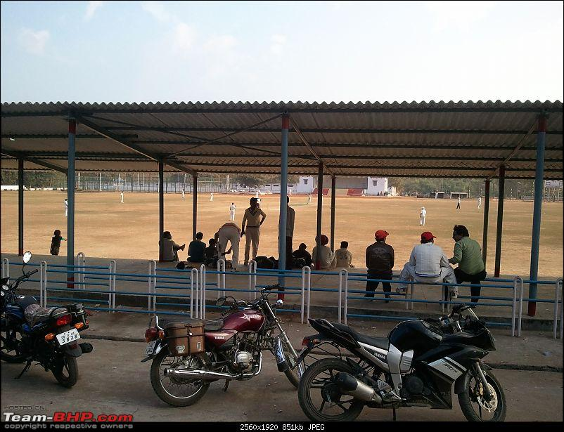 Corba Ke Heere � Drive to my School town Korba (C.G)-korba-red-ground-6.jpg