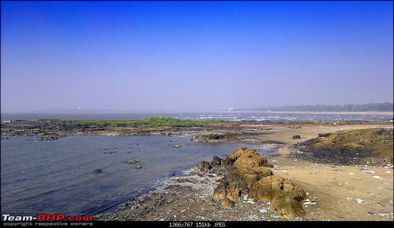 Delhi - Goa - Delhi - New Year Vacation (Extended to Bangalore) - 5300 kms-aksa-beach-mumbai.jpg