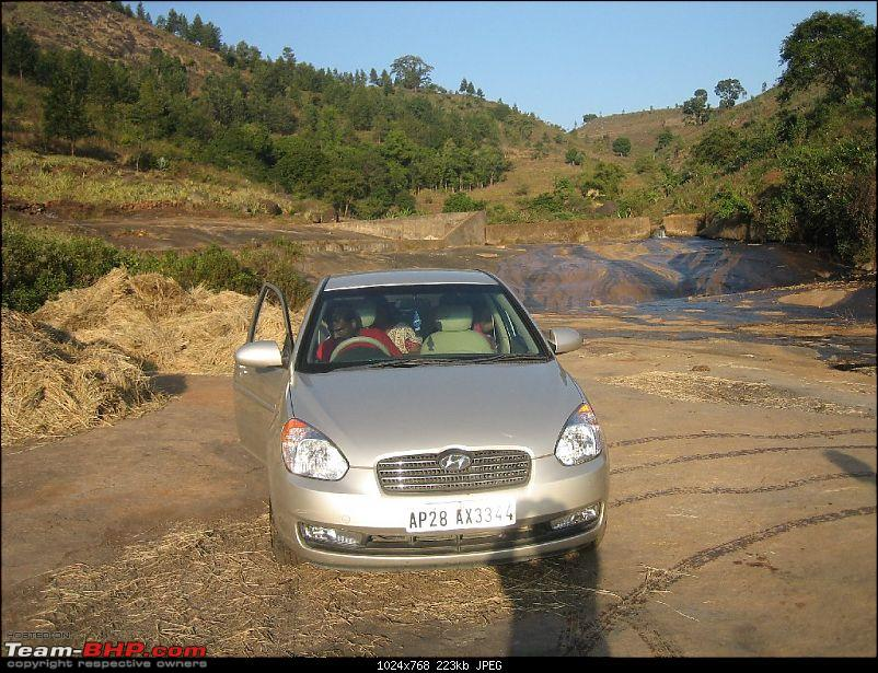 Off Road Drive at Araku Valley (Vizag)  in Verna CRDi-img_0167.jpg