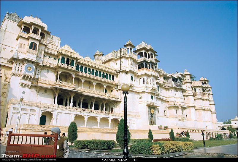 Fauji's Drivologues - Fascinating Fortnight in Madhya Pradesh and Uttar Pradesh-udai-5.jpg