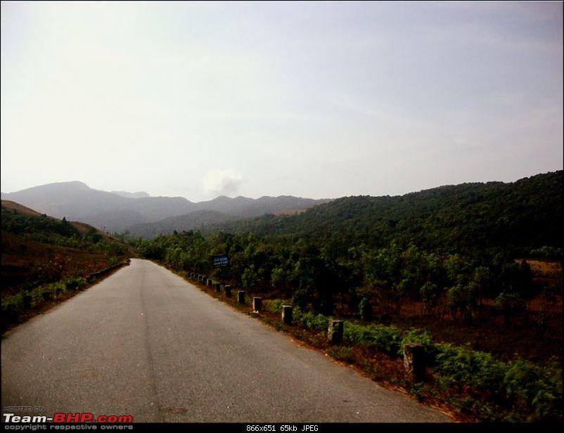 One day trip to Kudremukh-Shringeri-Sirimane falls-roads.jpg