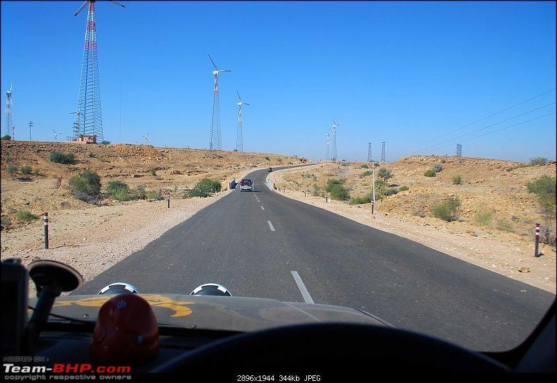Gurgaon - Jaisalmer - Jodhpur - Bikaner - Gurgaon-towardscentophas.jpg
