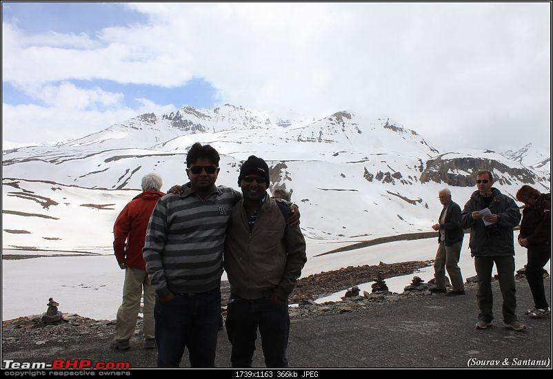 A journey through Leh & Ladakh � Barren beauty at its best-71-me-santanu-baralacha-la.jpg