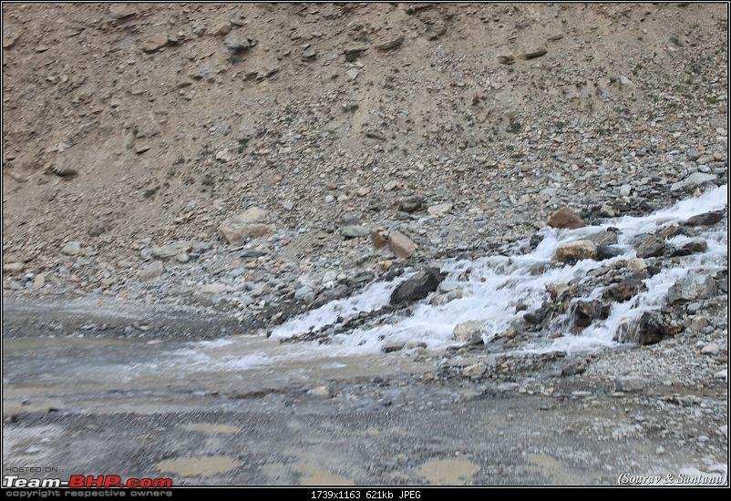 A journey through Leh & Ladakh � Barren beauty at its best-82-raging-stream.jpg