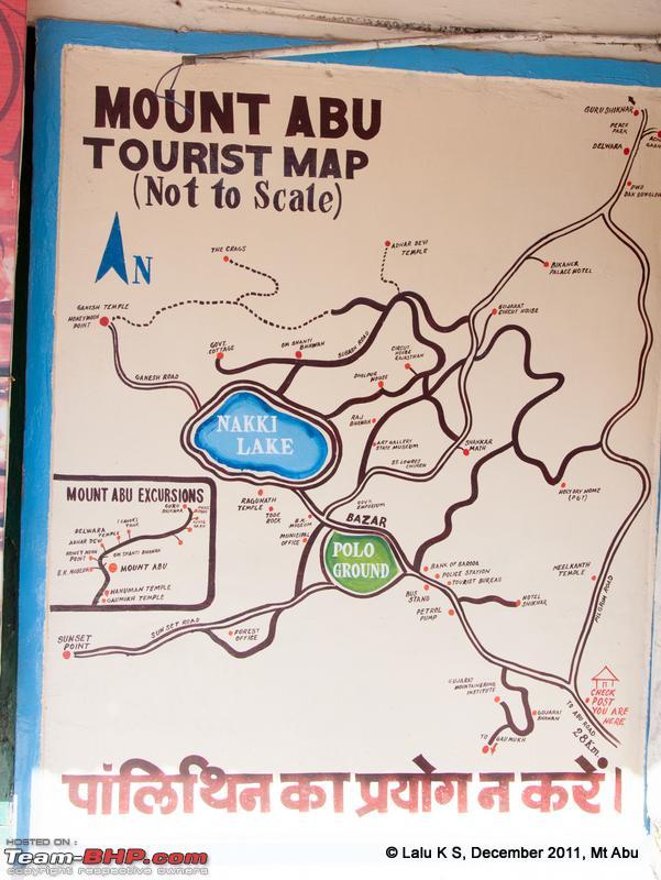 Mount Abu City Tour