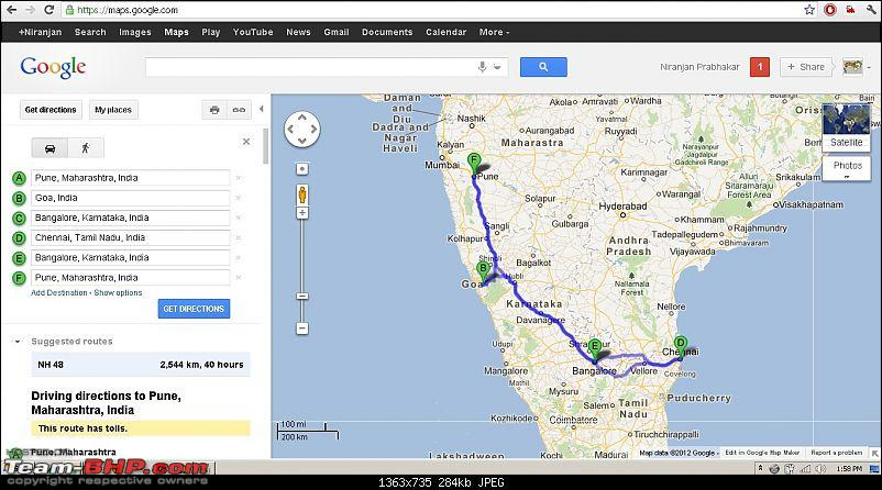 A Trip Down South : Pune - Goa - Bangalore - Chennai-planned.jpg