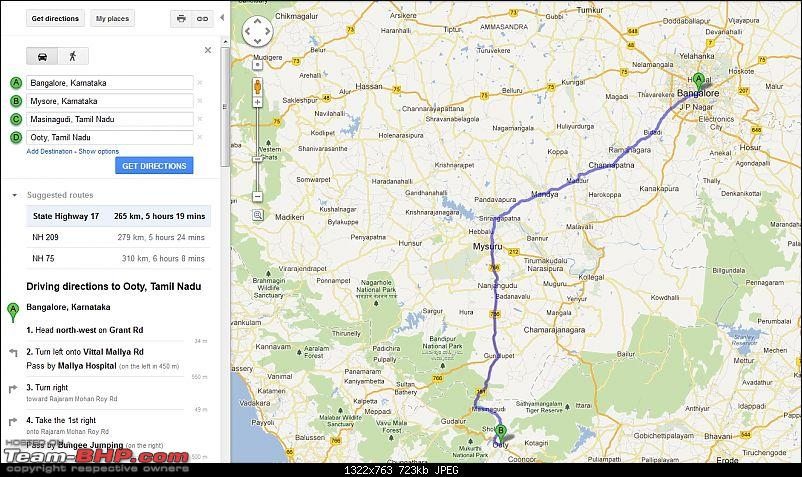 Queen, here we come with our Prince & Princess - Trip to Ooty-googlemapssalemmasinagudi.jpg