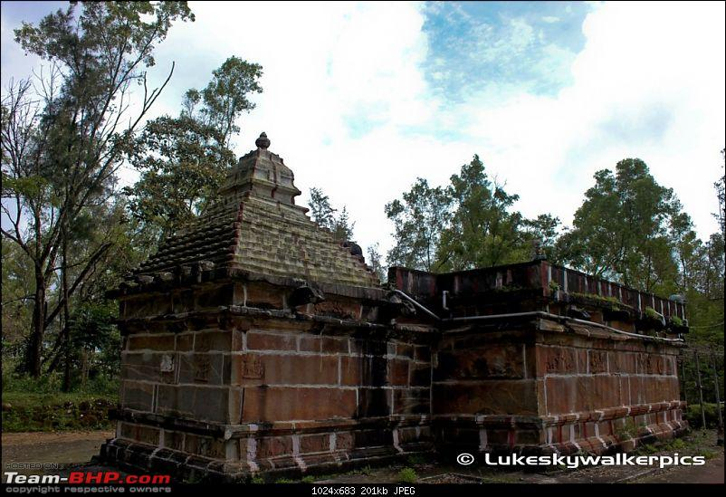 Sakleshpur - Been there yet ? (A drive in the rains)-temple.jpg
