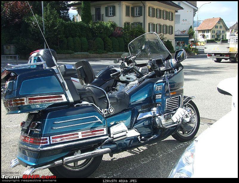 Living my Autobahn dreams - Europe 2012-bikes.jpg