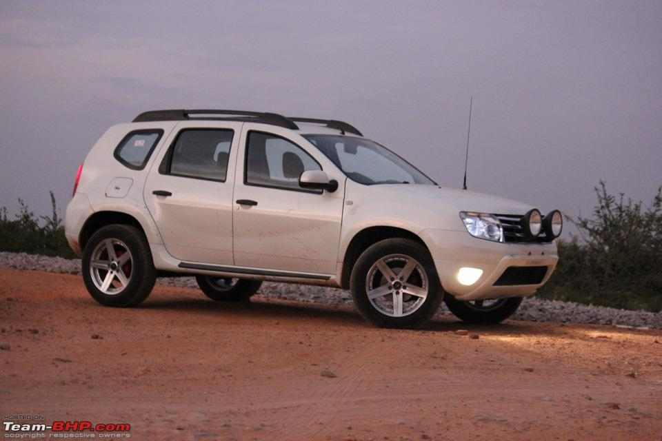 renault duster wheel tyre upgrade page 2 team bhp. Black Bedroom Furniture Sets. Home Design Ideas