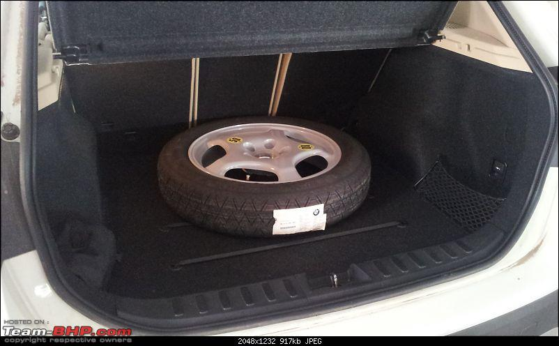 Space Saver Spare Tyre for the BMW X1-20131207_145902.jpg