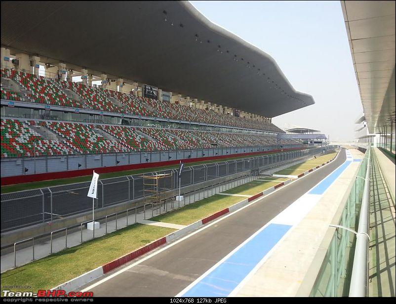 Apollo's Vredestein performance tyres launched: A report from the Buddh F1 Circuit-2.jpg