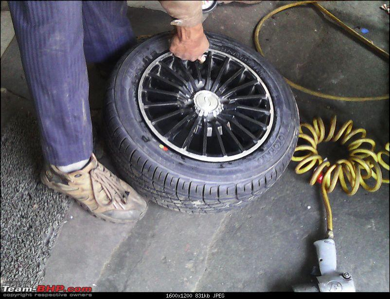 Maruti Suzuki WagonR : Tyre & wheel upgrade thread-img_20131224_112507.jpg