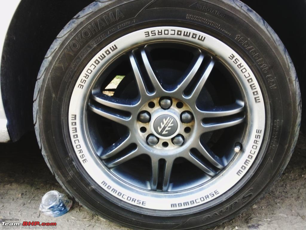 MOMO Alloy Wheels now available officially in India - Team-BHP