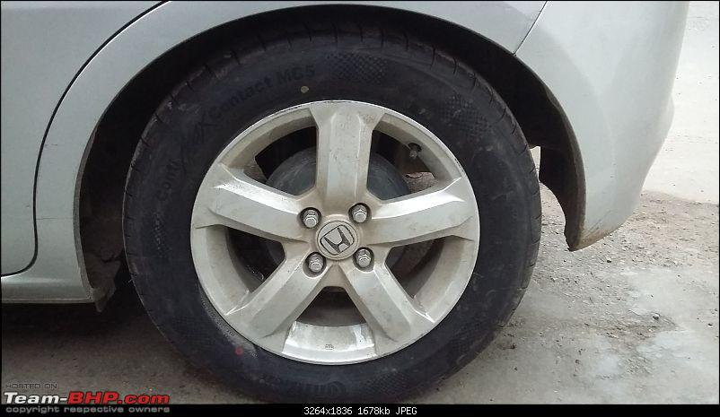 Honda Jazz : Tyre & wheel upgrade thread-20141225_171624.jpg