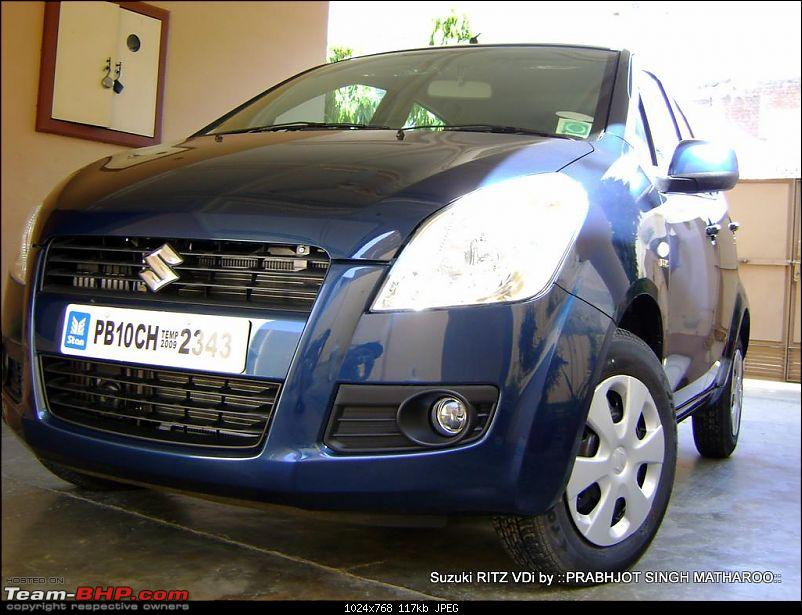 Maruti Ritz: My wheel & tyre upgrades - settled down after 4th set of rims-3609599087_342d185c31_o.jpg