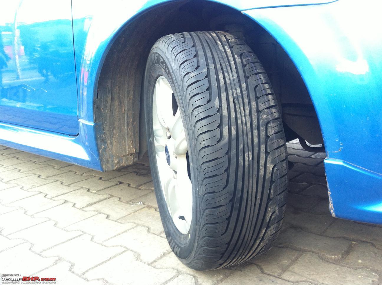 Ford Fiesta Tyre Wheel Upgrade Thread Img_ Jpg