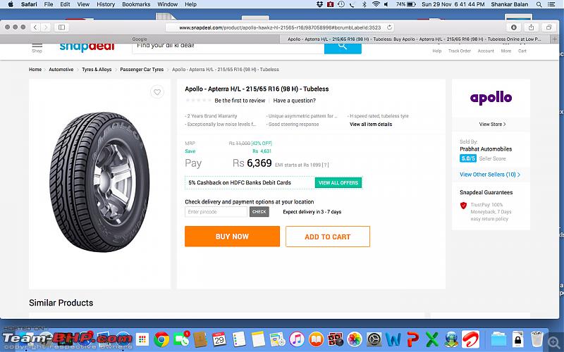 Skoda Yeti : Tyre & wheel upgrade thread-screenshot-20151129-18.41.44.png