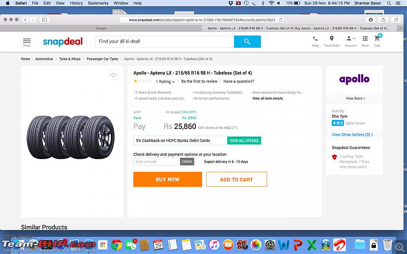 Skoda Yeti : Tyre & wheel upgrade thread-screenshot-20151129-18.44.15.png