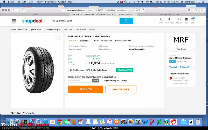 Skoda Yeti : Tyre & wheel upgrade thread-screenshot-20151129-18.51.58.png
