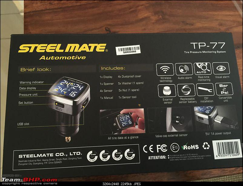 Installed! Steelmate TP-77 TPMS-box-back-shot.jpeg