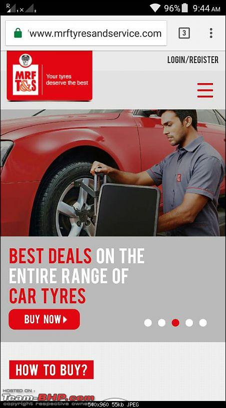 MRF Tyres now lets you buy tyres online-1487132232021.jpg