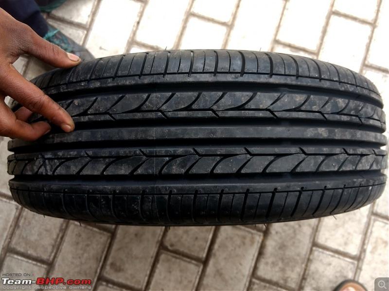 Yokohama Earth-1 Tyres (designed for India)-img_20170705_134650141.jpg