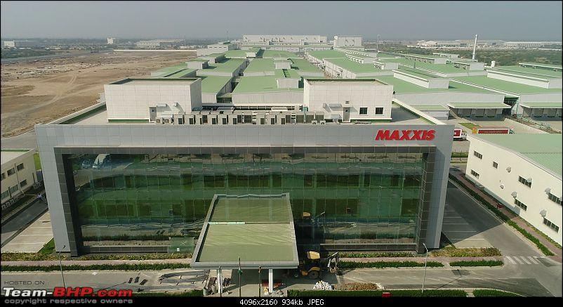 Maxxis Tyres opens its first factory in India-maxxis-rubber-india.jpg