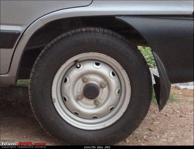 Maruti 800 : Tyre & wheel upgrade thread-dsc00447.jpg