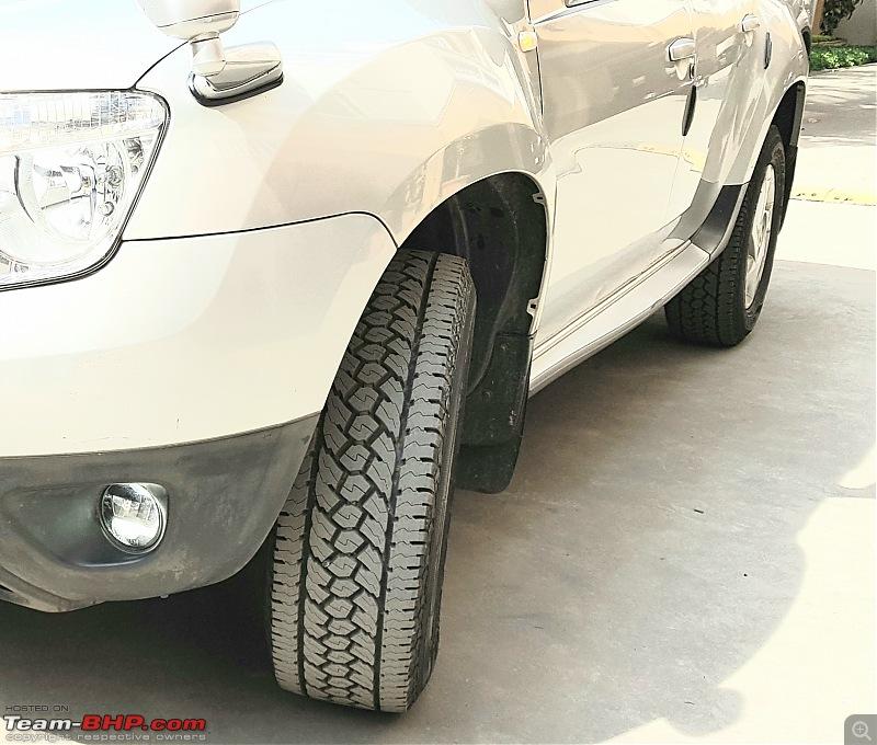 Renault Duster : Wheel & Tyre Upgrade-20191229_190610.jpg