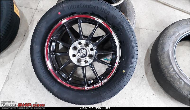 Maruti Suzuki Swift : Tyre & wheel upgrade thread-20201023_170547.jpg