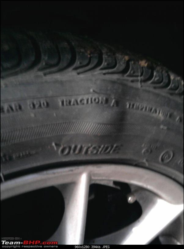 Bulge in sidewall of one Runflat tyre. Please Help !!-photo0811.jpg