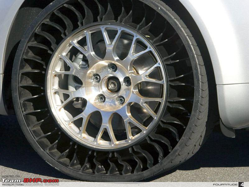 Michelin Airless Tires Update - Discount Tires | TireUnit.com