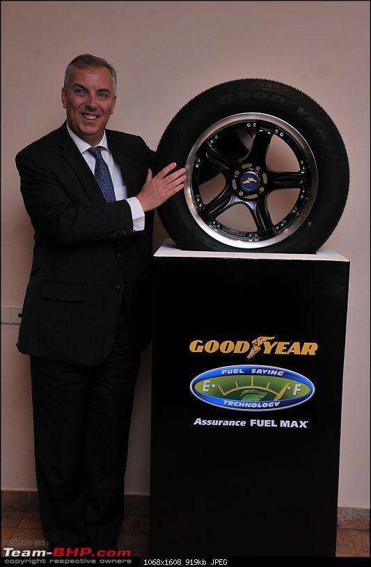 Good Year launches New Assurance Fuel Max Tyre in India-nph_4468.jpg