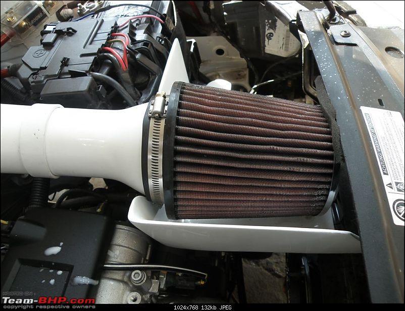 "VW Polo 1.6 Petrol - 17"" Alloys - 5 hole 100 PCD - Sparco Pista X 8J-vw-air-intake-k-n-filter-custom-job-4s-auto.jpg-2.jpg"