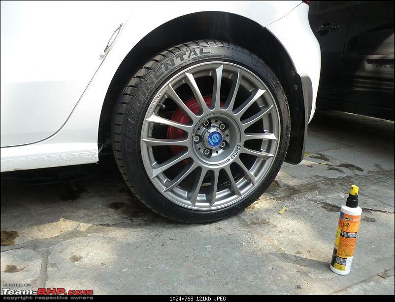"""VW Polo 1.6 Petrol - 17"""" Alloys - 5 hole 100 PCD - Sparco Pista X 8J-sparco-pista-alloy-conti-contact-sport-extreme-dw-march-2011.jpg-3.jpg"""
