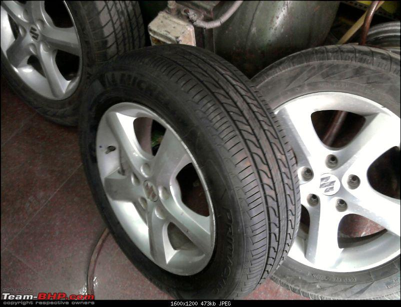 Maruti Suzuki SX4 : Tyre & wheel upgrade thread-photo1424.jpg