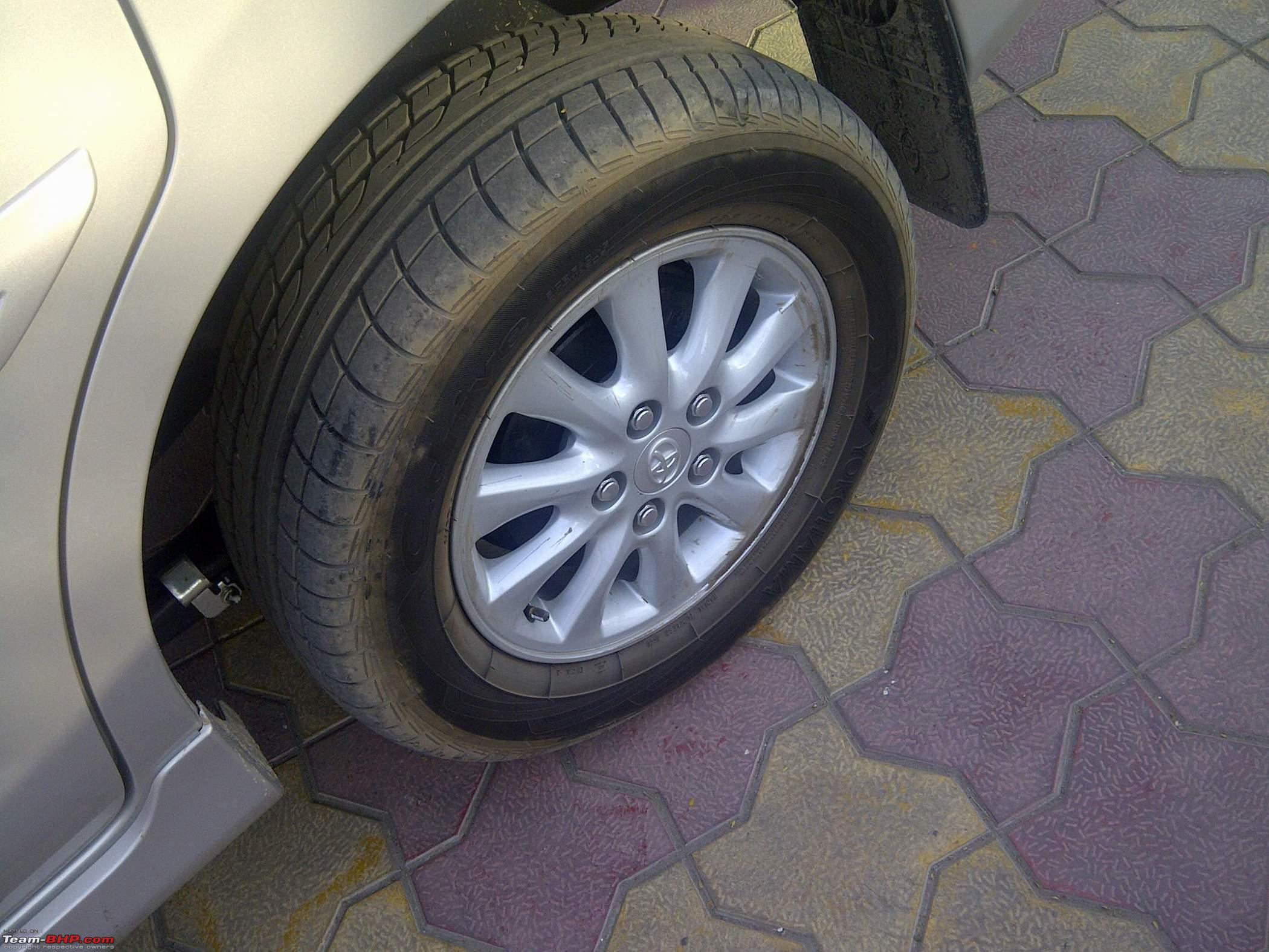 toyota innova : tyre & wheel upgrade thread - page 8 - team-bhp