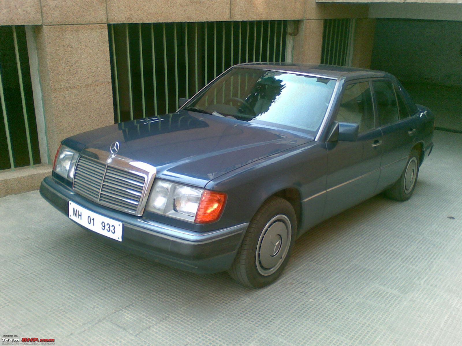 Need AMG replica Alloys For My 1989 Mercedes W124 - Team-BHP