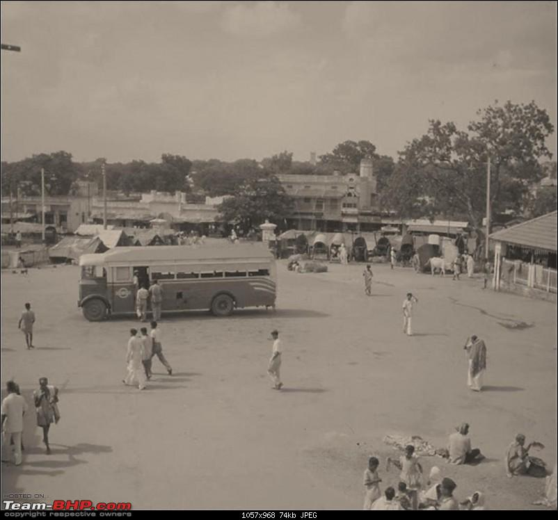 Nostalgic automotive pictures including our family's cars-nizam-state-railway-bus-most-likely-village-bus-stand.jpg