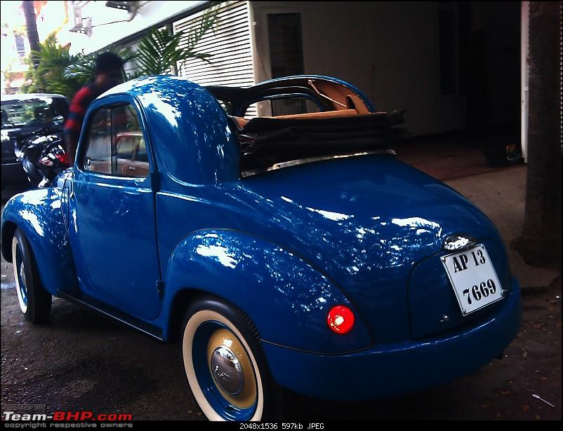 Pilots & his 1950 Mouse Restoration - Fiat Topolino Delivered-imag_1306.jpg