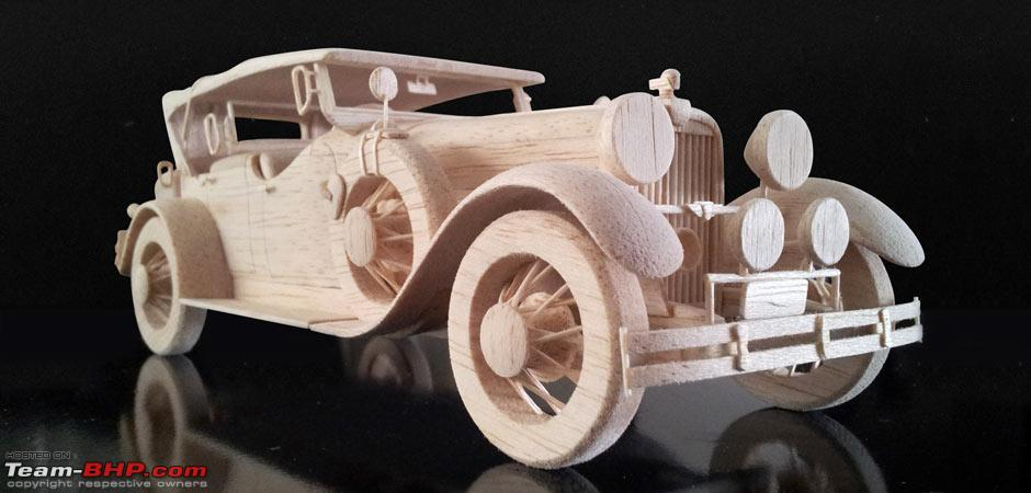 Balsa Cars  Handcrafted Scale Model Cars