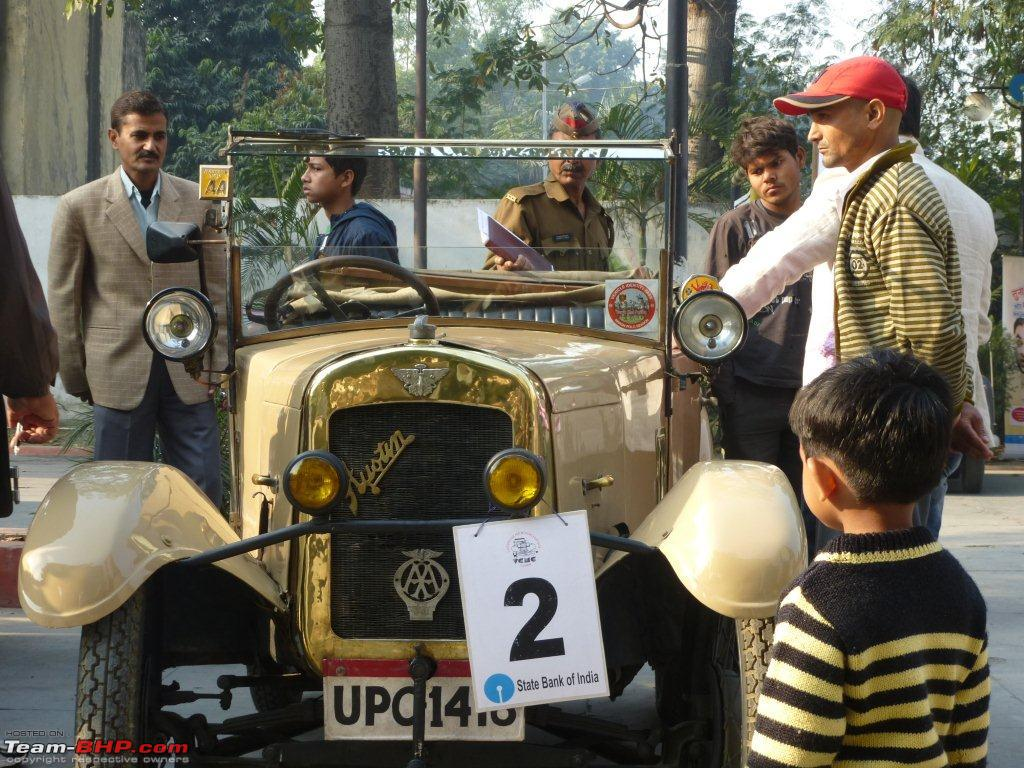 Vintage Car Rally At Lucknow Page Team Bhp