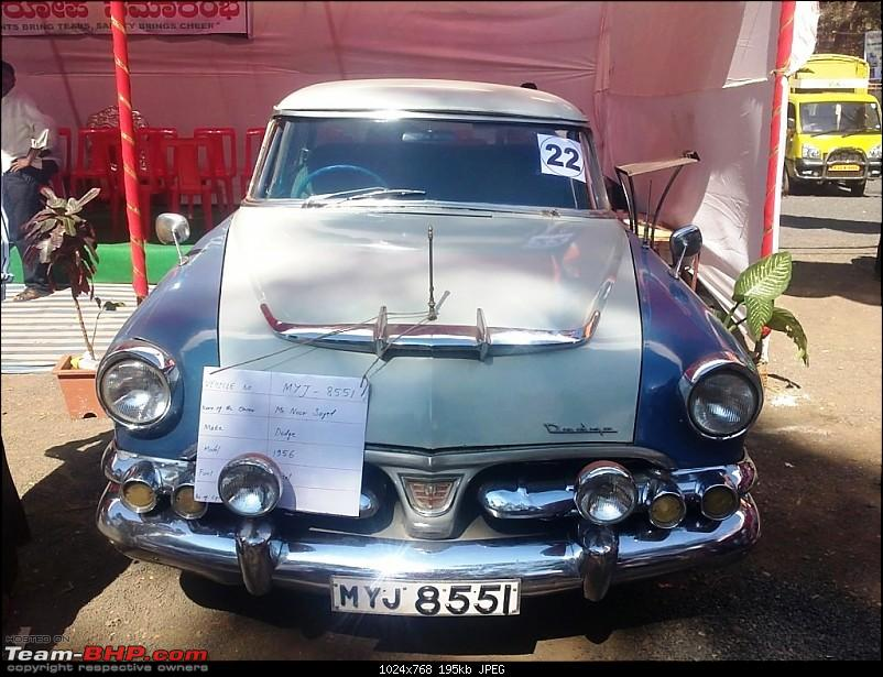 Vintage and Classic cars in Belgaum.-dodge563.jpg