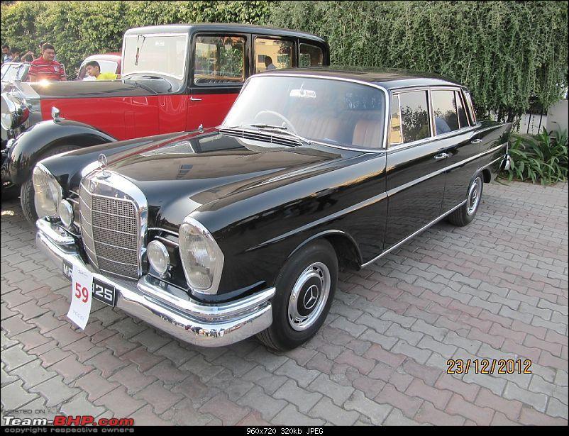 VCCCI Vintage Car Fiesta Pune, 23rd Dec 2012-merc03.jpg